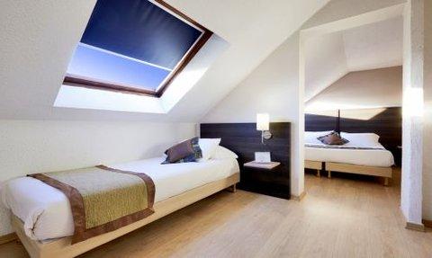 贝尔福基里亚德酒店 - Triple Room