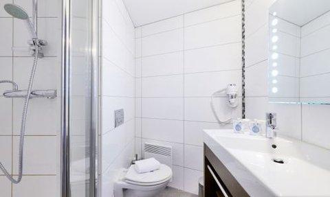 贝尔福基里亚德酒店 - Bathroom