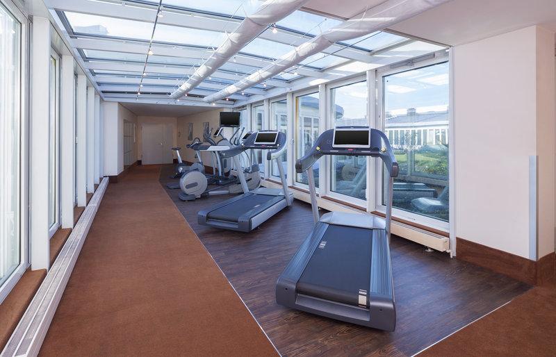 Sheraton Düsseldorf Airport Hotel Fitneszklub