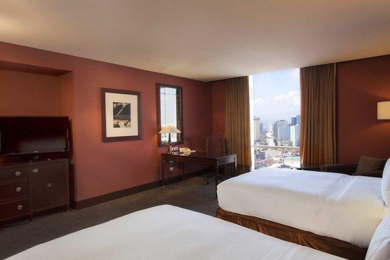 Hilton Mexico City Reforma Vista de la habitación