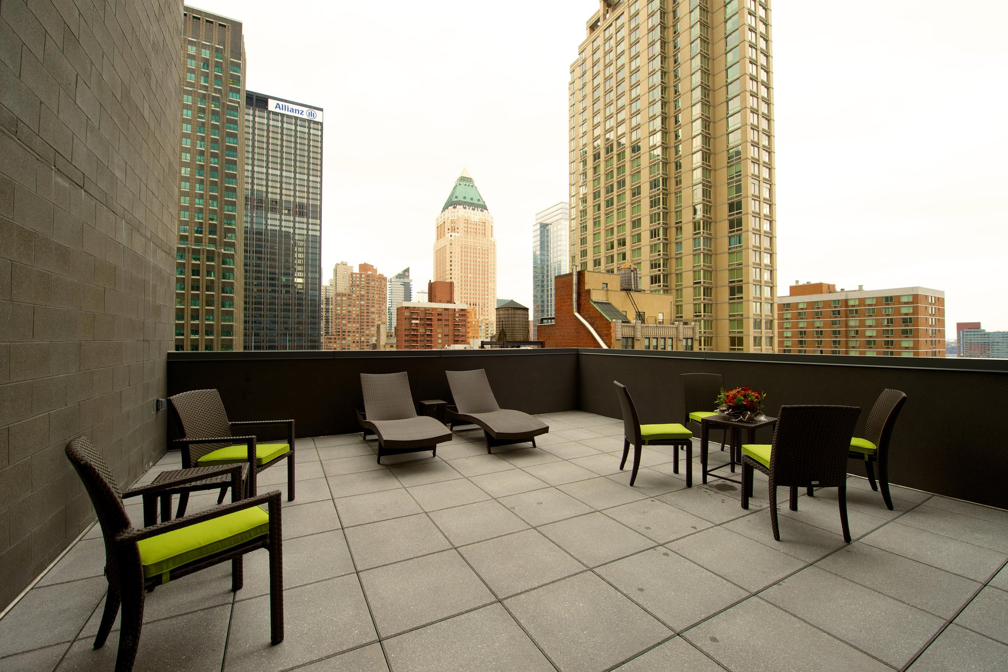 Hilton Garden Inn Cerca De Central Park Trayectorio