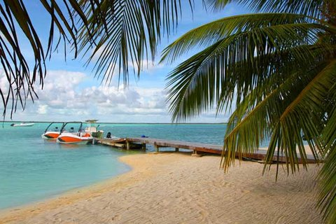 Tiamo Resort - Beach