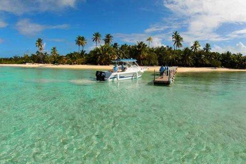 Tiamo Resort - Sea And Boat