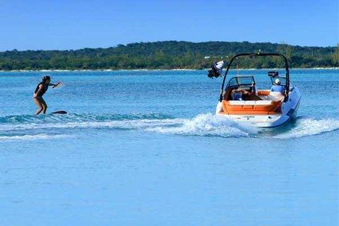 Tiamo Resort - Waterski
