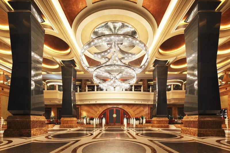 Sheraton Shenzhen Futian Hotel Lobby