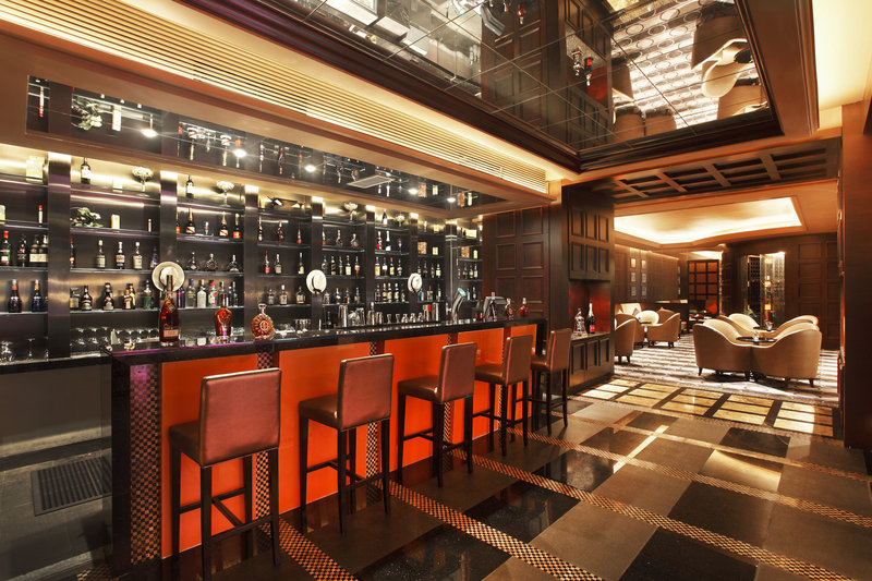 Sheraton Shenzhen Futian Hotel Bar/lounge