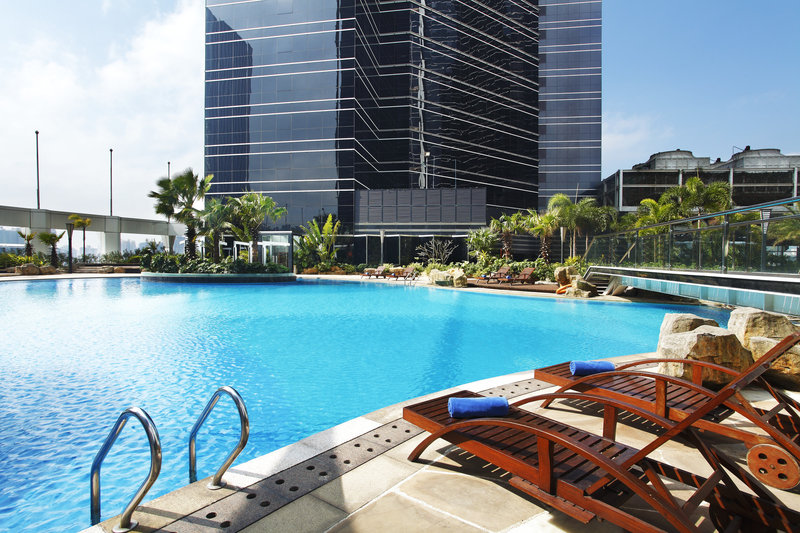 Sheraton Shenzhen Futian Hotel Pool