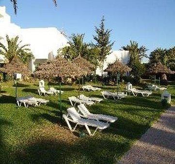 Palm Beach Club Hammamet - Garden