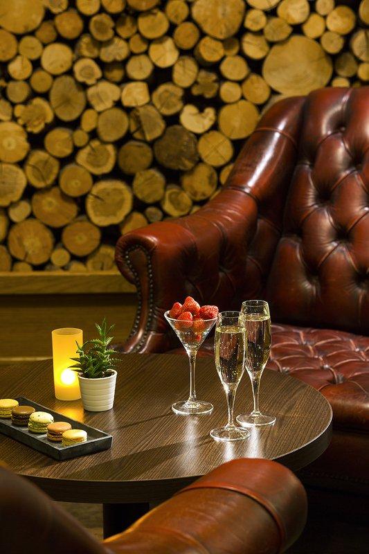 Holiday Inn Amsterdam Bar/lounge