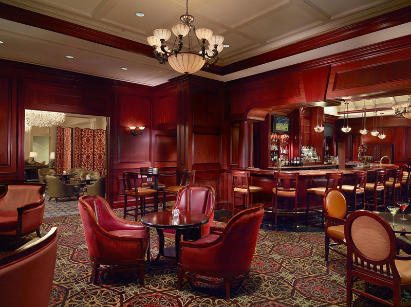 Omni Shoreham Hotel Bar/lounge