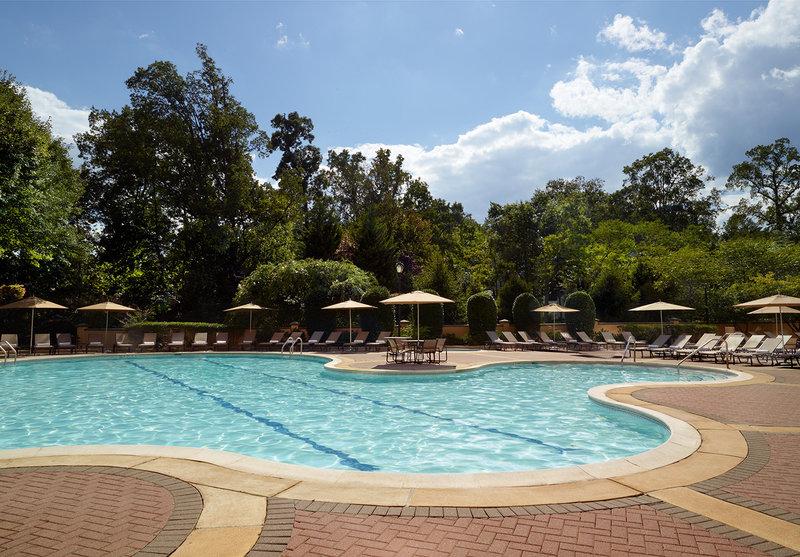 Omni Shoreham Hotel Billede af pool