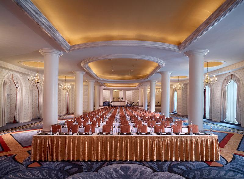 Omni Shoreham Hotel Konferencelokale
