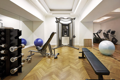 King George Hotel a Luxury Collection Hotel - Fitness Center