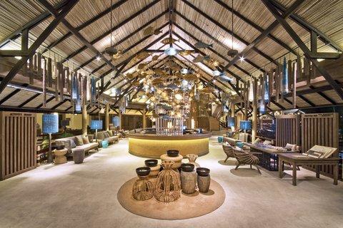 Cape Panwa Hotel - Lobby