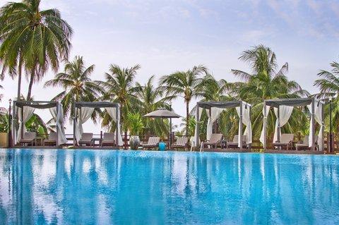 Cape Panwa Hotel - Outdoor Main Swimming Pool