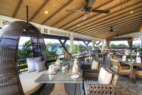 Cape Panwa Hotel - Cafe Andaman