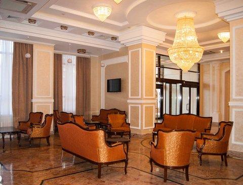 Degas Hotel - Lobby