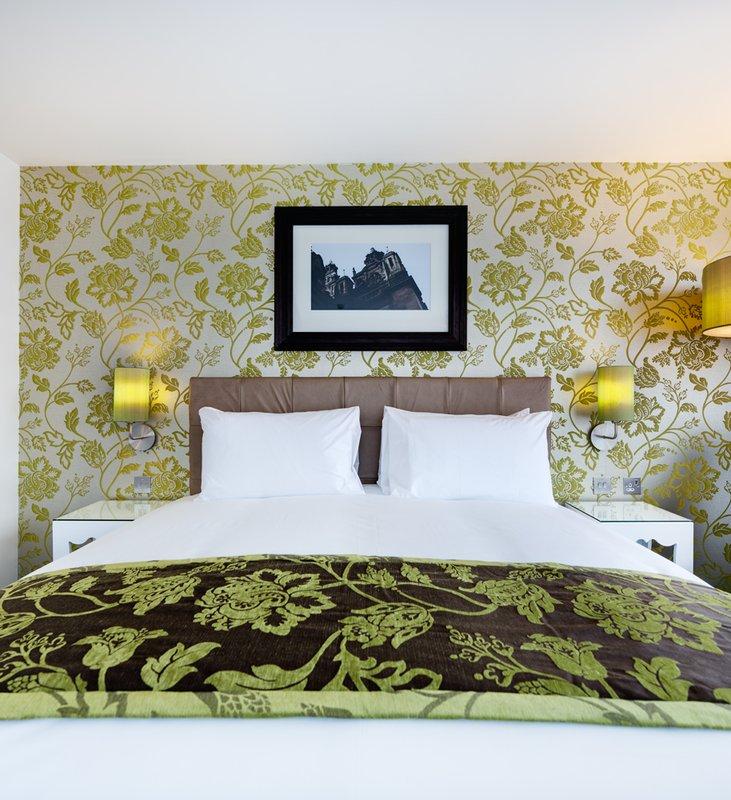 Hotel Indigo Glasgow Odanın görünümü
