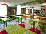 Ibis Styles London Leyton - Restaurant