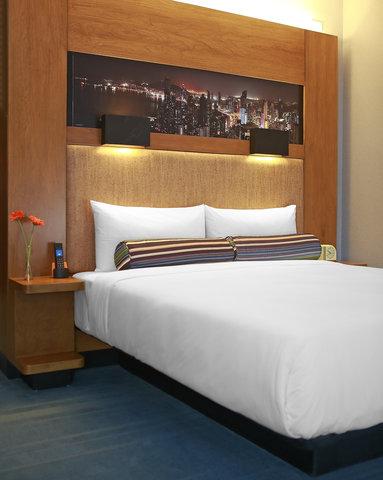 Aloft Panama - King Guest Room