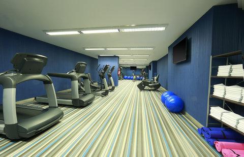 Aloft Panama - Re charge SM  gym