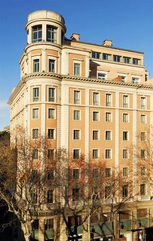 Le Meridien Barcelona - Exterior