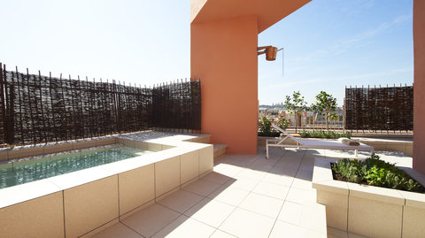 Le Meridien Barcelona - Outdoor Bath