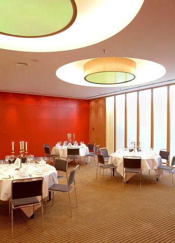 Radisson Blu Hotel, Berlin - Meetings   Events Ground Floor Room Rubin