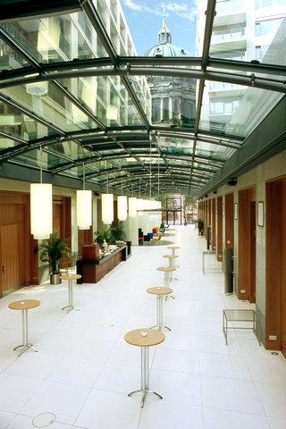 Radisson Blu Hotel, Berlin - Conference Foyer Ground Floor
