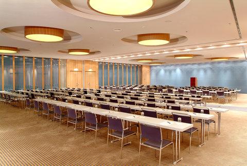 Radisson Blu Hotel, Berlin - Meetings   Events Ground Floor Room Saphir 1 2