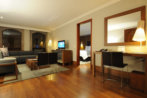 Hotel Charleston Bogota - Junior Suite