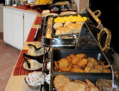 Residence Inn Green Bay - Breakfast Area