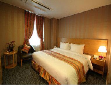 Ramada Seoul Jongno - One King Bed Room