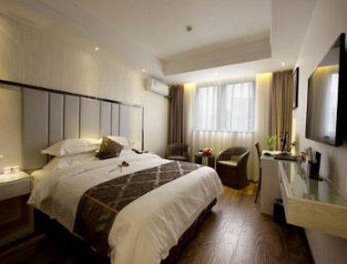 Super 8 Hotel Fuzhou Cai Yin Chang - One Double Bed Room