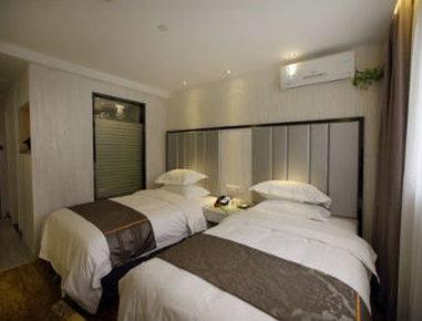 Super 8 Hotel Fuzhou Cai Yin Chang - Two Twin Bed Room