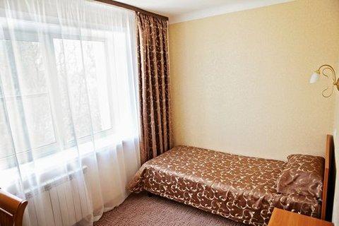 Rus Hotel Irkutsk - Standard Single Room