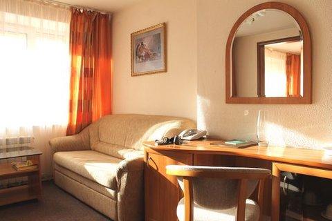 Rus Hotel Irkutsk - Luxe Room