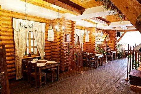 Rus Hotel Irkutsk - Restaurant