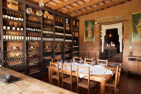 Narbona Wine Lodge - Restaurant