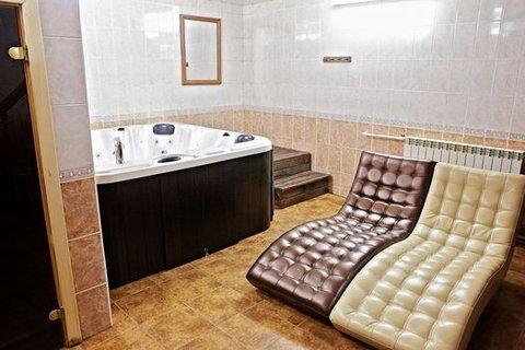 Rus Hotel Irkutsk - Sauna