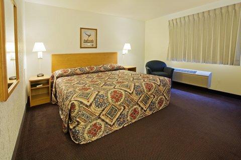 Americas Best Value Inn Grand Forks - King Standard