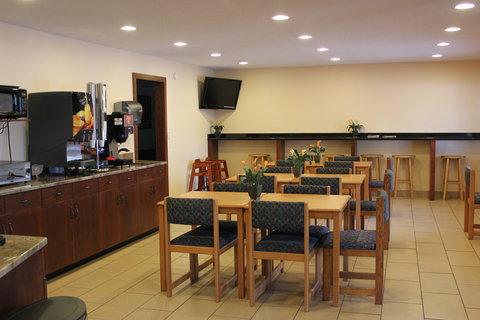 Americas Best Value Inn Grand Forks - Breakfast Area