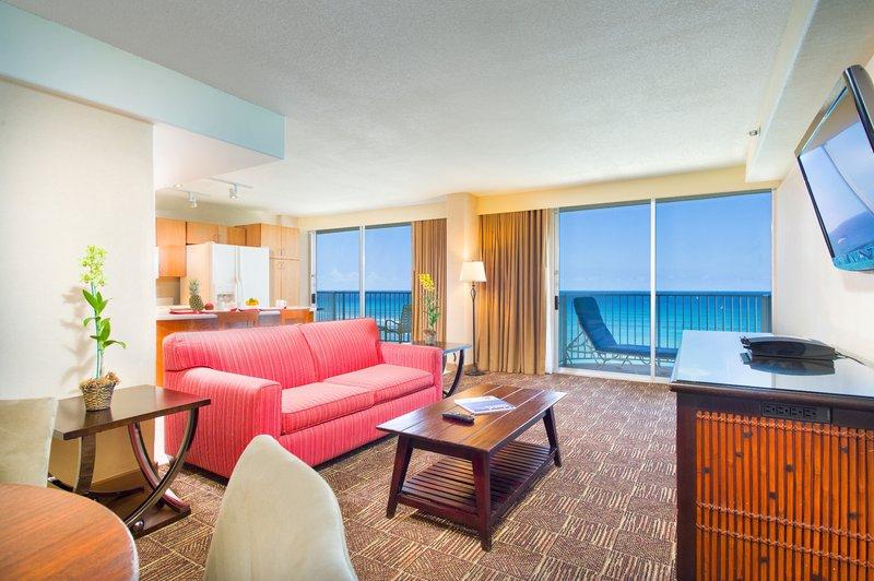 Aston Waikiki Beach Hotel - Honolulu, HI