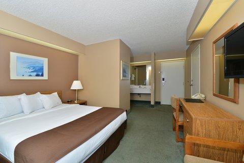 Americas Best Value Inn Kalispell - One Queen Bed