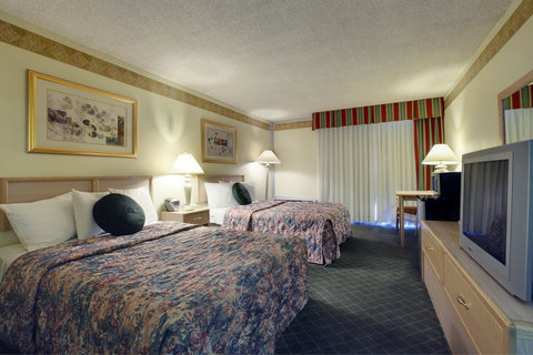 Americas Best Value Inn - Two Double Beds
