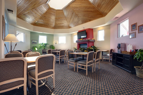 Americas Best Value Inn - Breakfast Area