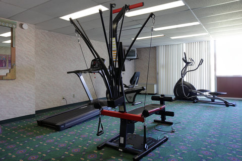 Americas Best Value Inn - Fitness Facility