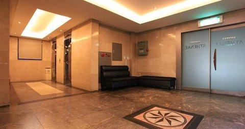 아테네 호텔 - Lobby