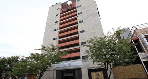 아테네 호텔 - Exterior