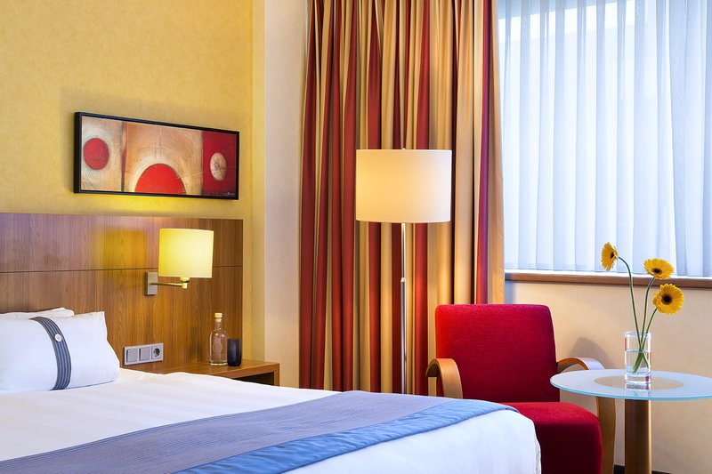 Holiday Inn Amsterdam View of room
